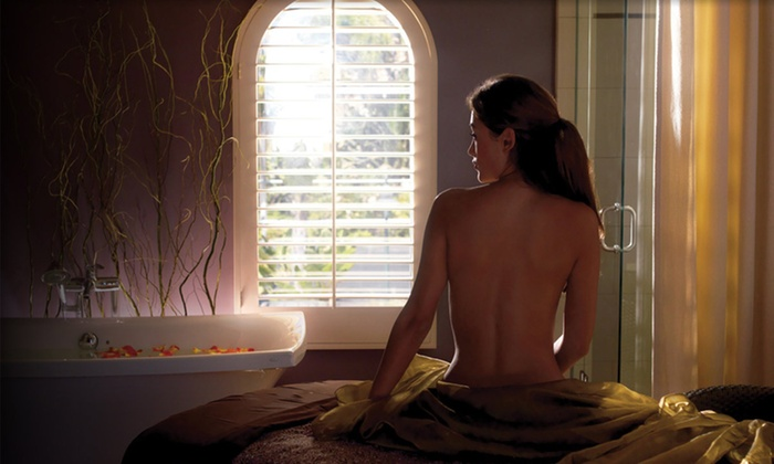 Spa Brezza at the Hilton - Mission Bay Park: $169 for a Spa Day with Pool Access