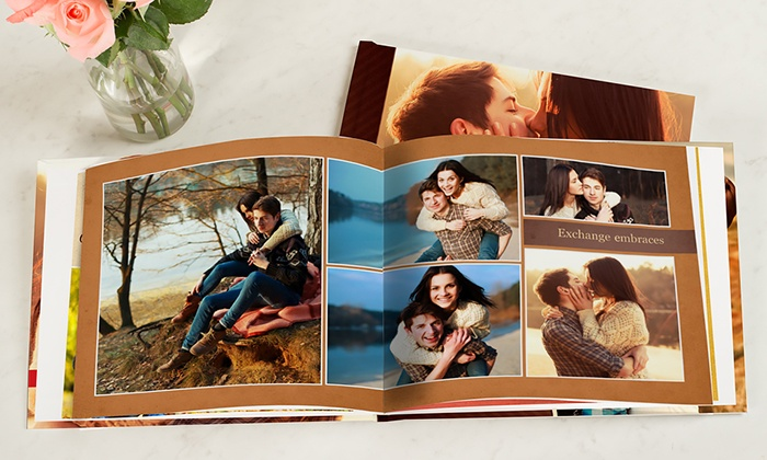 Photobook America: $29 for $100 Worth of 40 Pages of Custom Photo Books from Photobook America