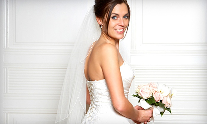 Forever Friends Bridal Boutique - Port Perry: Bridal Apparel and Accessories at Forever Friends Bridal Boutique (Half Off). Two Options Available.