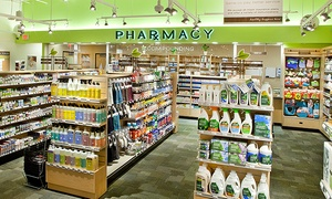 45% Off Health and Beauty Products  at Pharmaca, plus 6.0% Cash Back from Ebates.