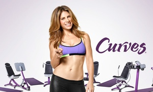 CURVES: Up to 57% Off Membership and Classes at Curves at CURVES