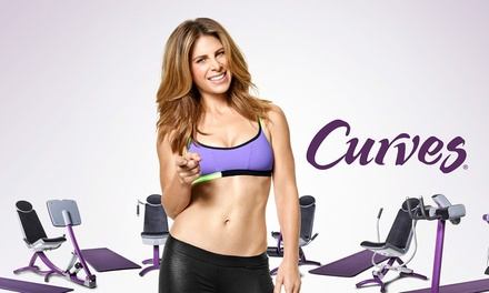 Up to 57% Off Membership and Classes at Curves at CURVES