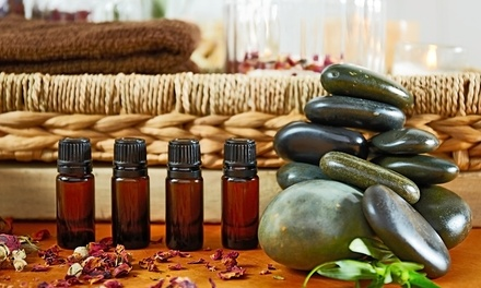 A 45-Minute Aromatherapy Massage at Bodywork for Healing (45% Off)