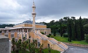 SOTTERRANEI DI ROMA: Visita guidata alla Moschea di Roma