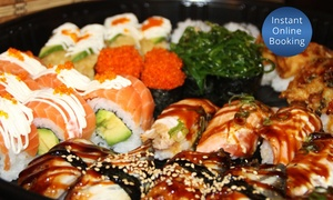 Kinsei Japanese Restaurant: Four-Course Japanese Dinner for Two ($39) or Four People ($78) at Kin Sei Japanese Restaurant (Up to $168.8 Value)
