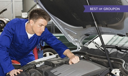 Winter Car Service and MOT Test
