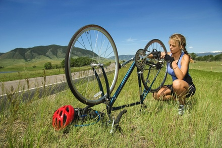 $45 for Standard Tune-up for One Bike atContainer Collective Bikes ($75 Value)