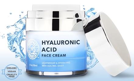 Passport to Organics Hyaluronic Acid Moisturizer Face Cream