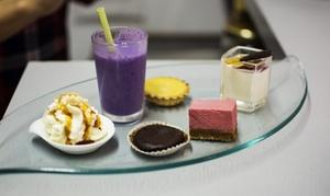 Pouce!: Plat et dessert au choix sur la carte pour 2 personnes à 29,99 € au restaurant Pouce!