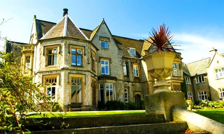 Sheffield: Double Room with Breakfast, Dinner, Wine and Spa at 4* Best Western Plus Kenwood Hall Hotel & Spa