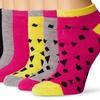 Steve Madden Women's Sport Ankle Socks (6-Pack)
