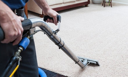 Carpet Cleaning Service in Two Rooms with Optional Hallway from Clean To A T