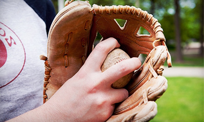 Corey Stigar Baseball - Multiple Locations: Five Group Baseball-Training Sessions with Optional One-on-One Training at Corey Stigar Baseball (Up to 58% Off)