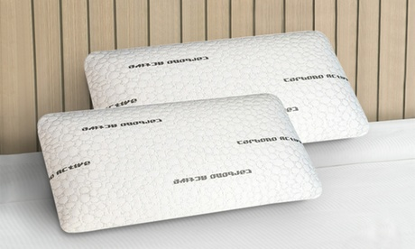 1 o 2 almohadas viscoelásticas Carbono de Sonno