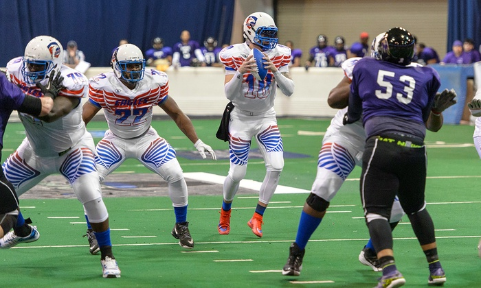 UIC Pavilion - UIC Pavilion: Chicago Eagles Indoor Football Game on Saturday, March 26, at 7 p.m.