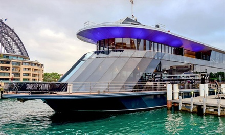 $39 for ThreeHour Boxing Day Cruise at Starship Sydney Up to $45 Value