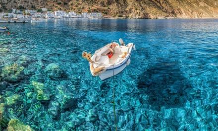 ✈ Héraklion : 5 ou 7 nuits à l'hôtel Golden Beach 4* avec demi-pension et vols A/R depuis ORY, LYS ou NTE