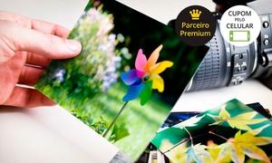 Cad Color Laboratório Digital: Cad Color – 2 unidades: revelação de 100 fotos 10 x 15 cm em papel Kodak Brilho