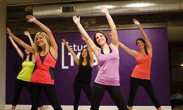 studio103 - studio103: 5 or 10 Fitness Classes or One Month of Unlimited Classes at studio103 (Up to 53% Off)