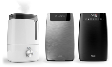 Pure Enrichment Hume, HumeXL, or HumeXL Pro Ultrasonic Mist Humidifier