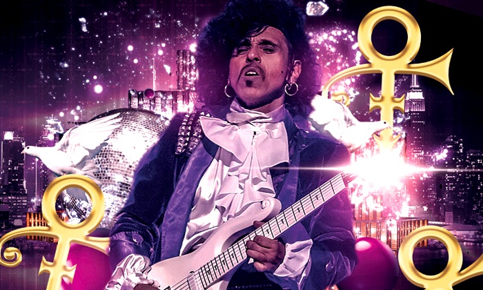 The Prince Experience Aztec Theatre On June 20 At 8 P M