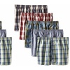 Fruit of the Loom Men's Low Rise Boxers in Plus Sizes (10-Pack)