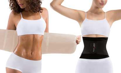 1625fbc3e Shop Groupon Women s Thermal Waist Trainer Sweat Belt. Plus Sizes Available.