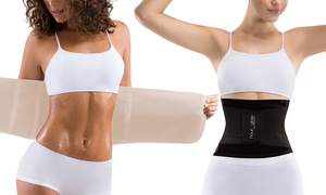 Women's Thermal Waist Trainer Sweat Belt. Plus Sizes Available.