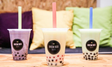 Brew Box Bubble Tea