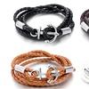 Herren-Armband mit Anker-Motiv