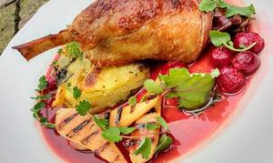 Bordo Restaurant& Cafe: Wykwintna uczta dla 2 osób za 69,99 zł i więcej w Bordo Restaurant & Cafe przy Starym Rynku