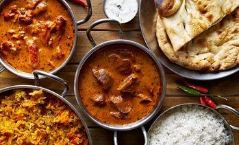 Three-Course Indian Dinner