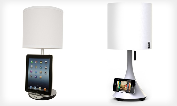 IHome Designer Docking Lamps: IHome Designer Docking Lamps (Up To 55% Off)  ...