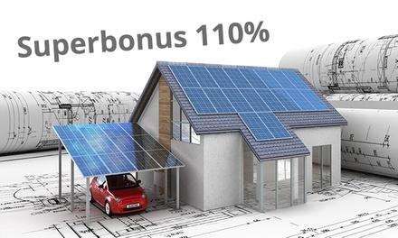 Superbonus 110% valutazione idoneità a 0€euro