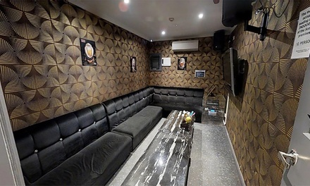 TwoHour Karaoke Room Hire for Up to 8 $49 or 15 People $79 at Soundbox Karaoke and Bar Up to $174.97 Value