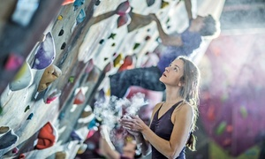 Northside Boulders: Bouldering Day Pass for One ($8), Two ($15), or Four People ($29) at Northside Boulders, Brunswick (Up to $64 Value)