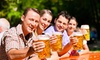 Stocktoberfest - Civic Center: Stocktoberfest Oktoberfest-Style Festival for One, Two, or Four on October 5 (44% Off)