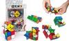 Rubik's Magic Star 3D Transforming Geometric Puzzle (2-Pack)