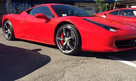 Giri in pista su Ferrari, Porsche o Lamborghini