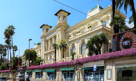 Sanremo: camera doppia o matrimoniale in formula roulette per 2 a 34€euro