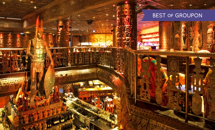 Three-Course South African Meal with a Champagne Cocktail for Up to Six at Shaka Zulu (Up to 70% Off)