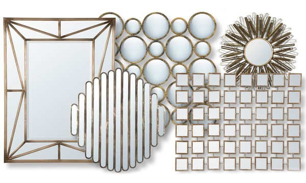 Art Deco Mirrors In Choice Of Design From 149 99 With Free Delivery Up To 53 Off
