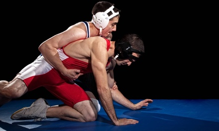 Six or Twelve Wrestling Classes at Cornhusker Wrestling Club (Up to 79% Off)