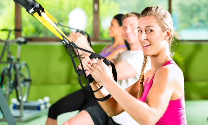 Synergy Health and Fitness - Radnor - Fort Myer Heights: $69 for Month Membership with Team Training and 4 Small Group Sessions at Synergy Health and Fitness ($269 Value)