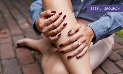 image for Shellac <strong>Manicure</strong> or Express <strong>Manicure</strong> and Pedicure at East Town Spa (Up to 48% Off)