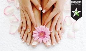 EsteticDerm Klinika Urody: Wybrany manicure (39,99 zł) lub pedicure (59,99 zł) w Klinice Urody EsteticDerm