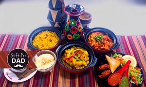 Mamma Africa: Three-Course African with Chai Tea for Two ($45), Four ($75) or Six People ($105) at Mamma Africa (Up to $194 Value)