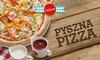 Da Grasso: pizza 42 cm