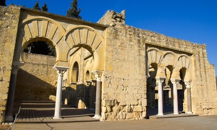 Visita guiada al yacimiento arqueológico Medina Azahara para dos