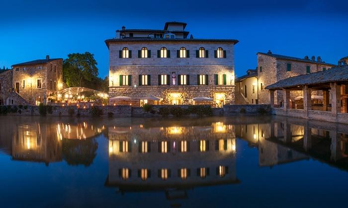 Terme bagno vignoni spa notturna per 2 persone le terme bagno vignoni groupon - Hotel terme bagno vignoni ...